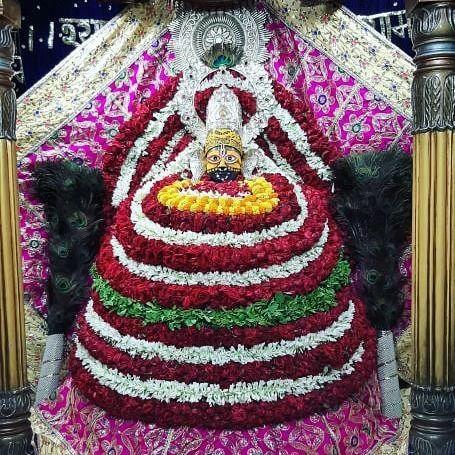 Khatu Shyam baba hindi text photos